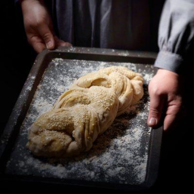 Fiabe di pane  Pan brioche con farina di tritordeum